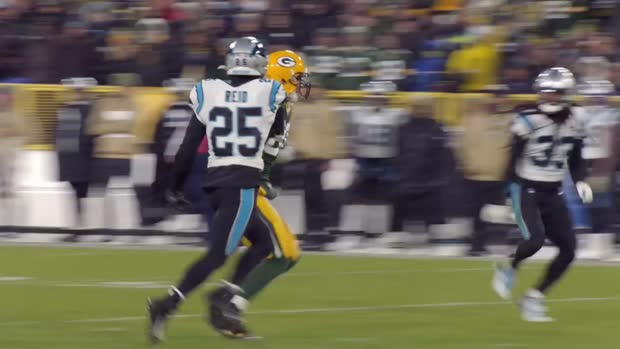 Mic'd Up: Green Bay Packers weather storm in crazy win vs. Carolina Panthers | Week 10