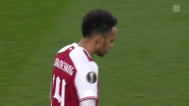 UEFA Europa League: Arsenal - Olympiakos | DAZN Highlights