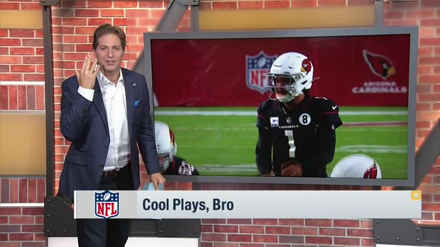 Schrager breaks down the coolest plays of Week 7