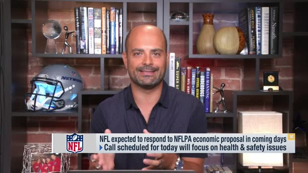 Garafolo: NFL, NFLPA to have 'more conversations' about economics, health and safety