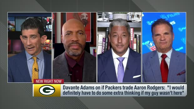 Steve Wyche: What Davante Adams' comments signal about Jordan Love