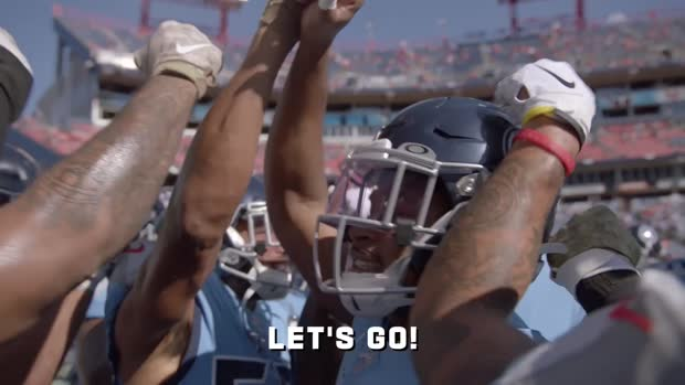 Mic'd Up: Tennessee Titans wired for epic upset vs. Kansas City Chiefs | Week 10