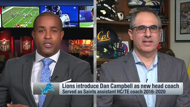 Michael Silver: I'm 'skeptical' of Dan Campbell era in Detroit based on opening news conference