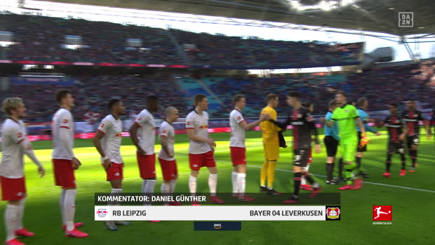 Bundesliga: RB Leipzig - Bayer 04 Leverkusen | DAZN Highlights