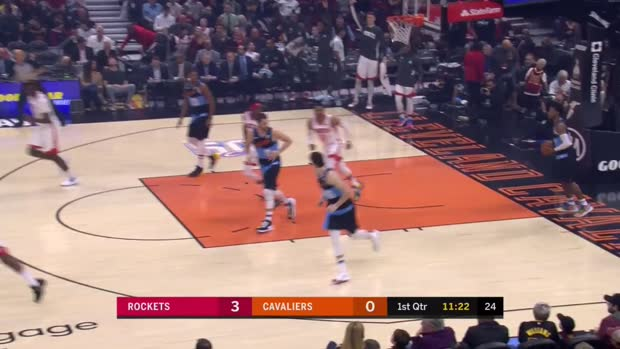 WSC: James Harden with 55 Points vs. Cleveland Cavaliers