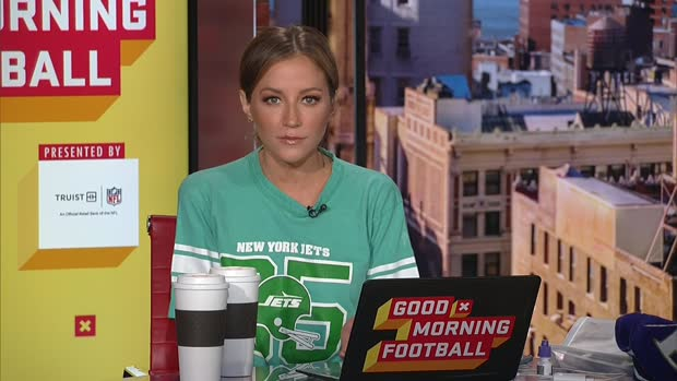 'GMFB': How much will home-field advantage factor into NFC Championship?
