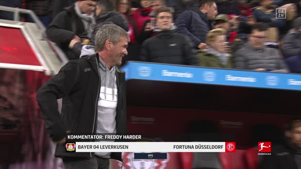 Bundesliga: Bayer 04 Leverkusen - Fortuna Düsseldorf | DAZN Highlights