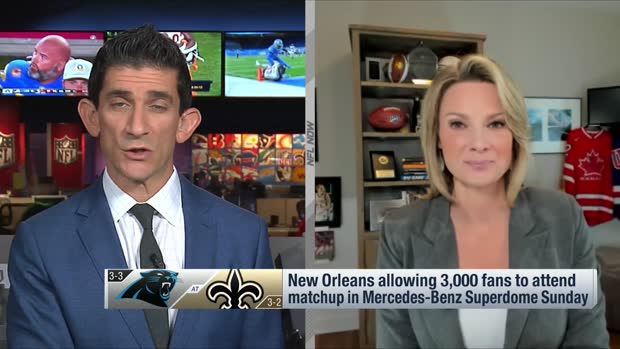 Stacy Dales: Top storylines for Panthers-Saints in Week 7