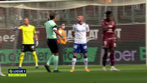 Ligue 1: Metz - Reims | DAZN Highlights