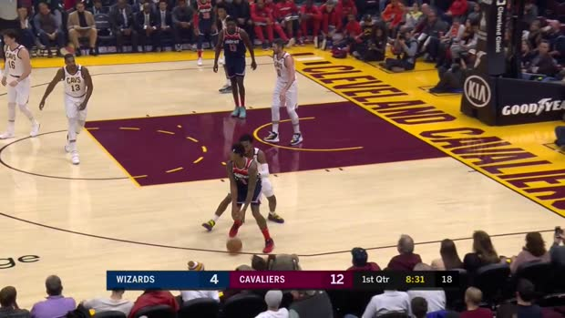WSC: Bradley Beal 36 points vs the Cavaliers