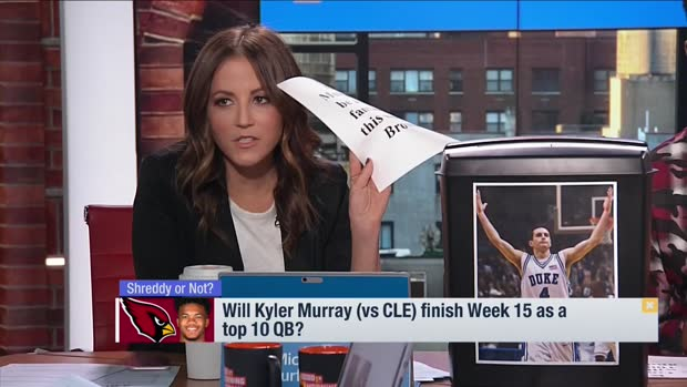 Kay Adams: Why Kyler Murray is poised for success vs. Browns defense