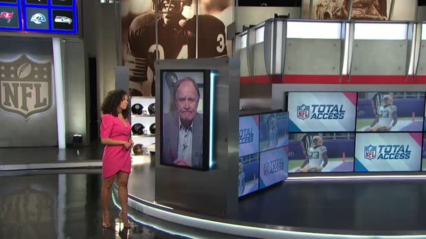'NFL Playbook': Billick identifies source of Panthers' run-game struggles