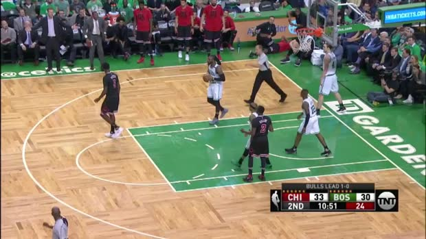 WSC: Paul Zipser 16 points vs the Celtics
