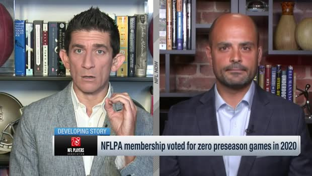Garafolo: NFLPA members vote for no preseason games in 2020