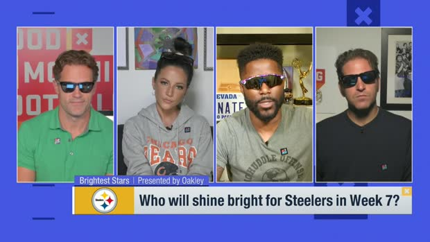'GMFB': Players who will stand out for Steelers in Week 7