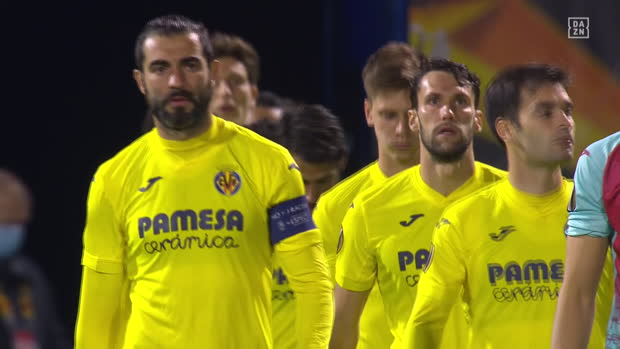 UEFA Europa League: Dinamo Zagreb - Villarreal | DAZN Highlights