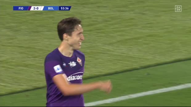 Bald für Juve am Ball? Best of Federico Chiesa bei Florenz | DAZN Serie A