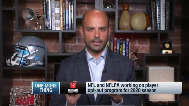 Garafolo: NFL, NFLPA discussing player 'opt-out program' for 2020