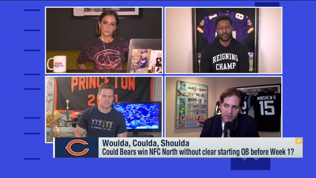 Kyle Brandt: The Chicago Bears' preseason will be 'strangest, most intriguing' ever