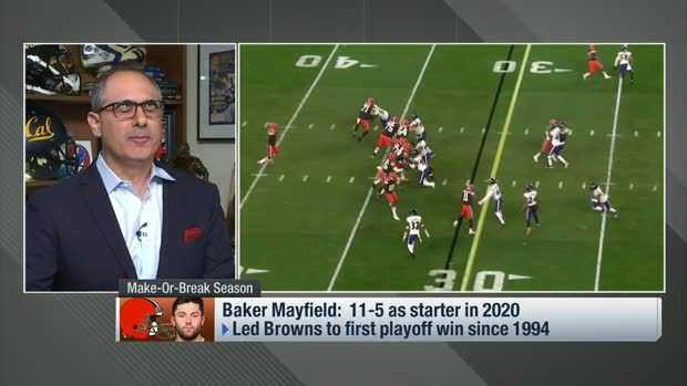 Silver, Wyche: Expectations for Mayfield, OBJ in 2021 season