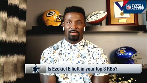 Is Zeke a Top 3 RB in NFL? James Jones, Baldy debate
