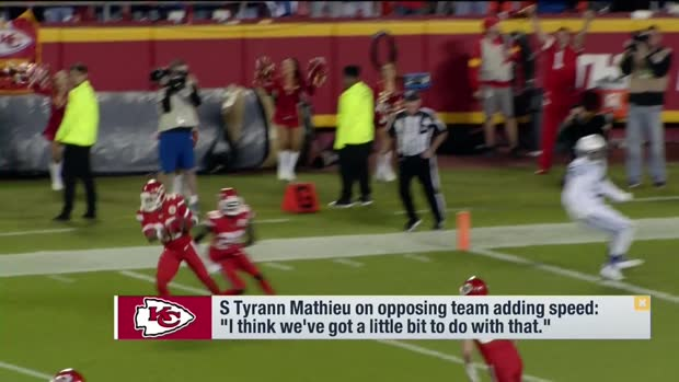 Kyle Brandt: You can't 'out chief the Kansas City Chiefs'