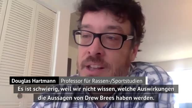 "Sportprofessor: ""Brees in heikler Situation"""