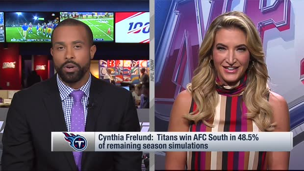 Cynthia Frelund's key factor that will decide AFC South