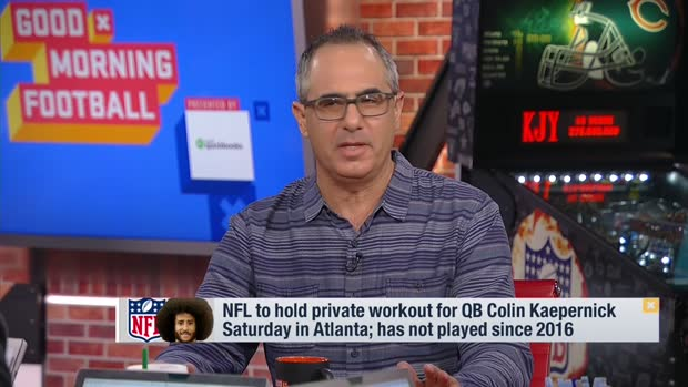 Mike Silver: Why it's 'preposterous' Colin Kaepernick isn't on an NFL roster