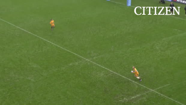 Aviva Premiership : Aviva Premiership - Citizen Try of the Week - Gallagher Premiership Round 2