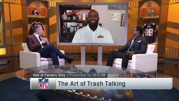 John Randle joins 'GameDay Morning' to discuss the art of trash talking