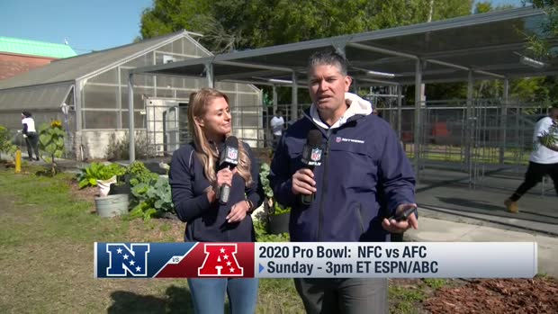 NFL Network's Omar Ruiz lists new experimental rules at 2020 Pro Bowl