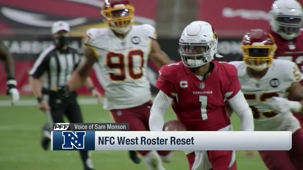PFF Roster Reset: Biggest player additions in NFC West