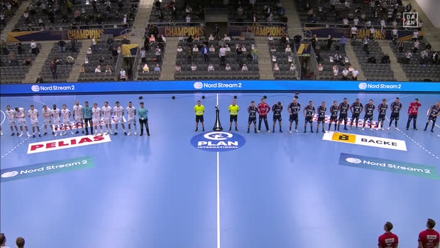 EHF Champions League: Elverum - Flensburg | DAZN Highlights