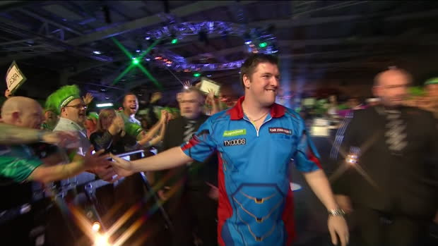 Champions League Darts: Tag 1 - Session 2