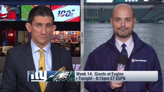 Mike Garafolo's mind-boggling stats about NFC East in 2019