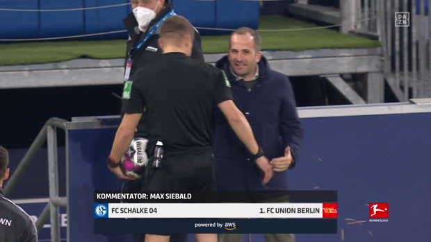 Bundesliga: FC Schalke 04 - 1. FC Union Berlin | DAZN Highlights