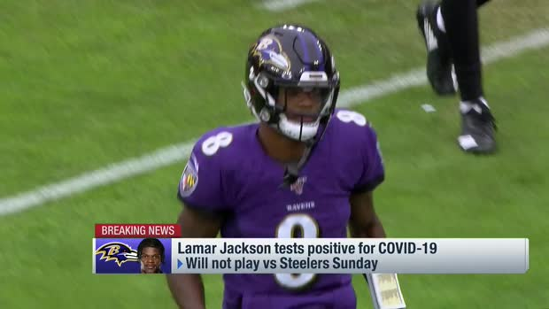 Rapoport: Lamar Jackson will go on the reserve/COVID-19 list