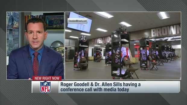 Rapoport: Two 'most notable things' in Goodell's conference call regarding NFL playoff bubble idea