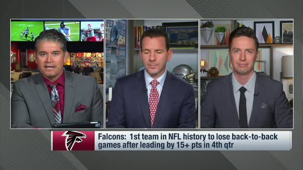 Rapoport outlines potential scenario that could lead to Falcons in-season HC change