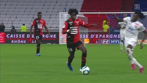 Europas Top Talente: Best of Eduardo Camavinga | DAZN Ligue 1