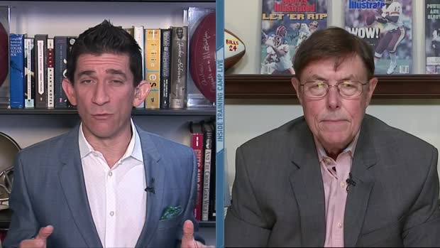 Casserly: Henry will have lighter 2020 workload due to Darrynton Evans' arrival