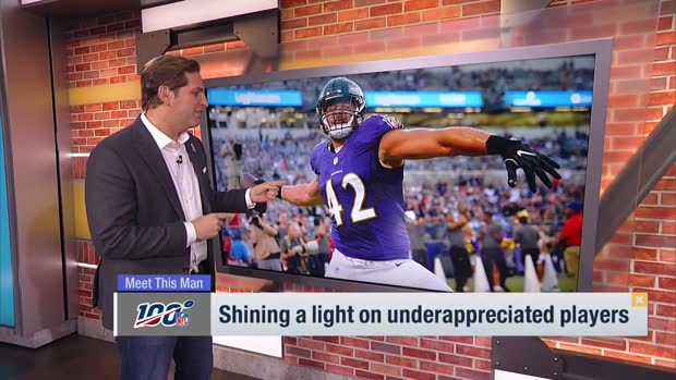 Peter Schrager introduces the NFL's 'most dangerous' two-way player: Patrick Ricard