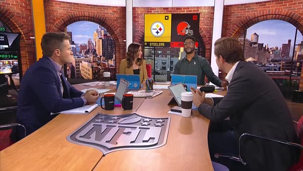 'GMFB' previews Steelers-Browns Week 11 matchup