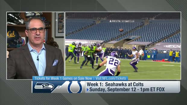 Michael Silver previews Seahawks-Colts Week 1 matchup