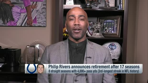 DeAngelo Hall recalls Philip Rivers' trash talking him after picking off a pass