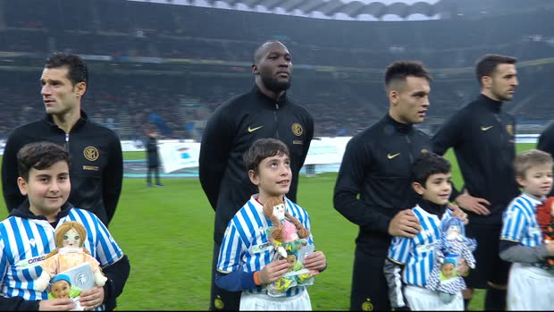 Serie A: Inter Mailand - SPAL | DAZN Highlights