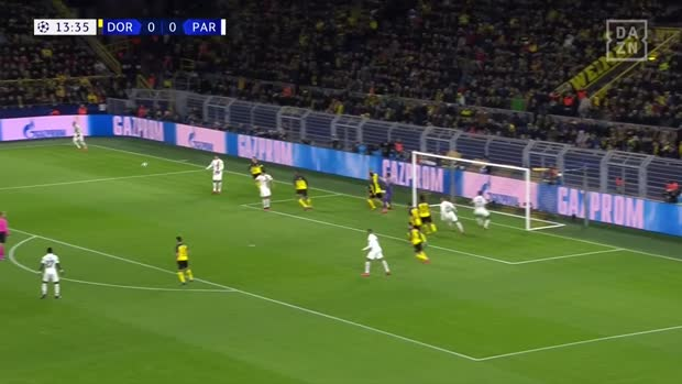 Haaland mit dem Box-to-Box-Sprint | Champions League Viral