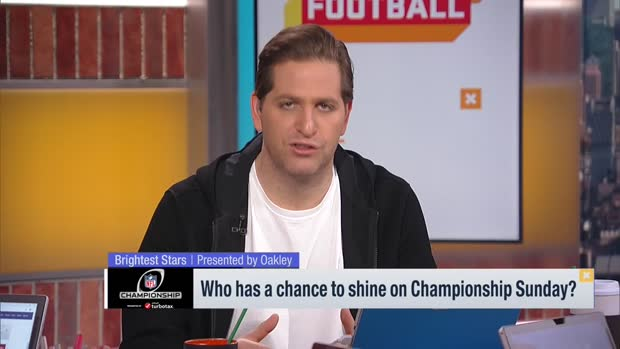 Who has a chance to shine on Championship Sunday?