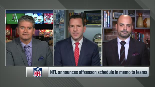 Rapoport, Garafolo detail key dates in NFL offseason schedule